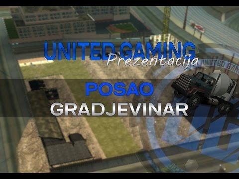 || United Gaming OGC || Posao: Gradjevinar ||