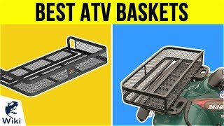 10 Best ATV Baskets 2019