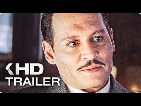 MORD IM ORIENT EXPRESS Trailer 2 German Deutsch (2017)