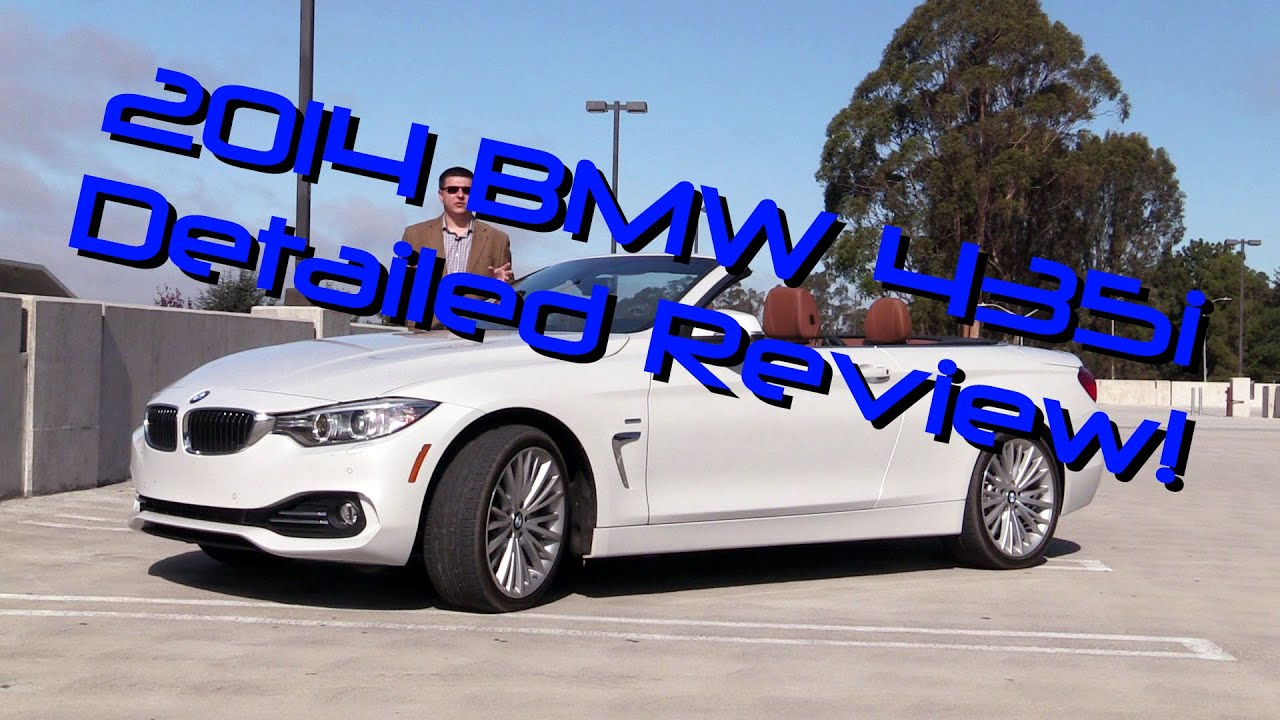 2017 Bmw 435i Convertible Detailed Review And Road Test Part 1 Of 2