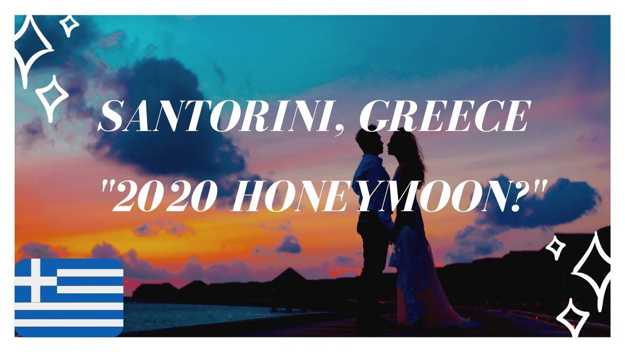 SANTORINI (GREECE) TRAVEL VLOG 2020 DURING CORONA