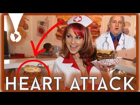 In This Bar You Can LITERALLY Die (Heart Attack Grill)