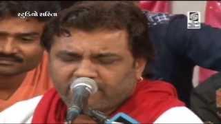 Kirtidan Gadhvi 2015 Bhajan Dayro Bhedapipadiya Live Programme - 1