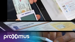 Proximus: Smart Cities: e-permits