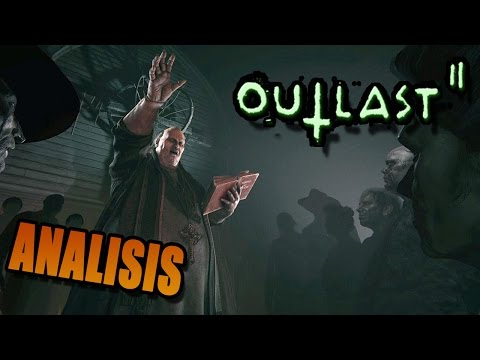 Outlast 2 - ANALISIS! 💀