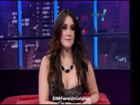 #VIDEO Entrevista con @DulceMaria en el Programa