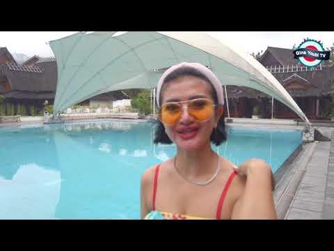 Orang Lagi mandi malah dishooting (Gina Youbi's Diary Eps 8)