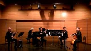 Cynthie van Eijden/J. S. Bach - View from a high mountain - after Bach, Goldbergvariations
