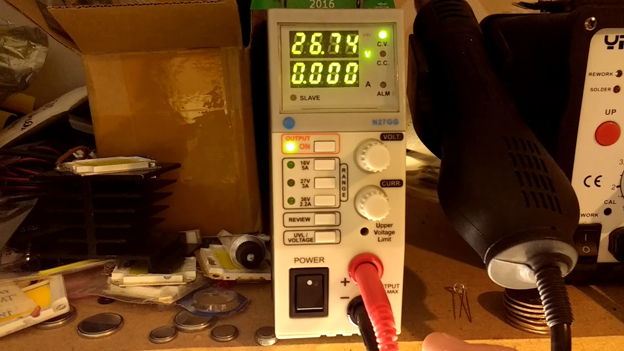 Why I never show my power supply