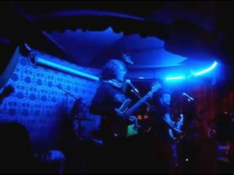 Botellita de Jerez en Zeppelin Music Factory Bar