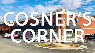 Cosner's Corner - Suite 9951   Former Bank