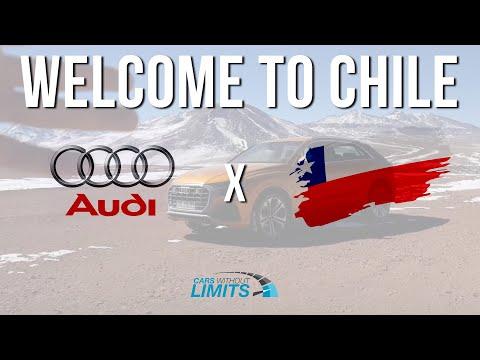 2019 Audi Q8 in CHILE