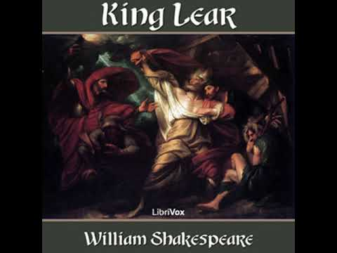 King Lear William Shakespeare (Full Audio Book)