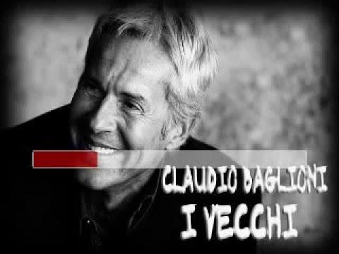 Claudio Baglioni - I vecchi (karaoke fair use)