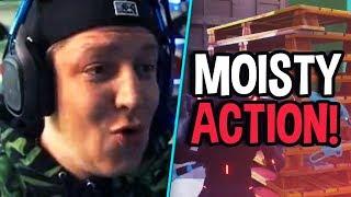 Monte ist unbesiegbar? 😂 ACTION in Moisty!   MontanaBlack Fortnite Highlights