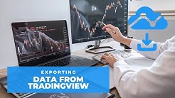 Exporting Data From TradingView