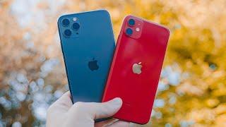 iPhone 11 vs. 11 Pro (Max) - WELCHES lohnt sich mehr zu kaufen?!