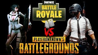 Fortnite Battle Royale Versus PlayerUnknown's Battlegrounds: Epic Games Being Sleazy?