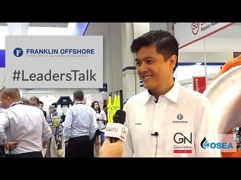 #LeadersTalk with Franklin Offshore Holdings Pte. Ltd. Singapore, Edmund Chan