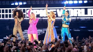 SPICE GIRLS LIVE AT CROKE PARK 2019