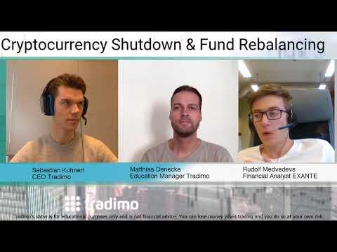 EXANTE's Rudolf Medvedevs On Bitcoin Price Targets & Altcoin Fund Rebalancing (TTS Ep. 6) | Tradimo