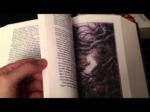 ASMR #3 Swedish reading and English rambling