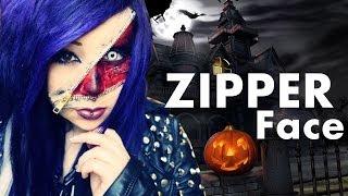 ZIPPER FACE - Verena Schizophrenia ! ♥