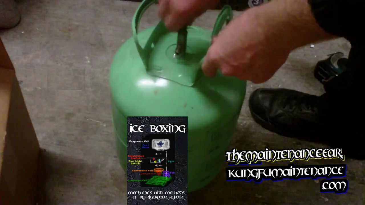 How To Properly Dispose Of Empty Freon Refrigerant Cans