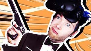 SECRET AGENT DANTDM!!! (Virtual Reality) thumbnail