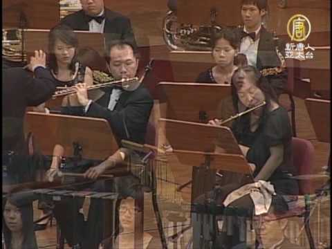 R. Cichy: Galilean Moons, Mov. II:Callisto by Taiwan Wind Ensemble