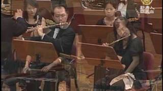 R. Cichy: Galilean Moons, Mov. II:Callisto by Taiwan Wind Ensemble