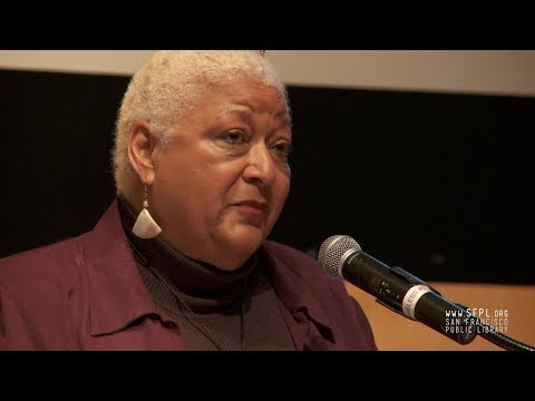 Jewelle Gomez at Radar Reading Series