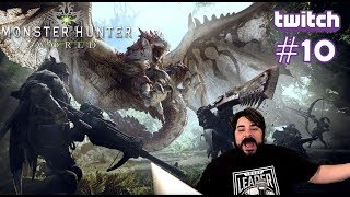 Game Rating Review Weekly TWITCH Stream: Monster Hunter World #10 with Nick & David (08/29/18)