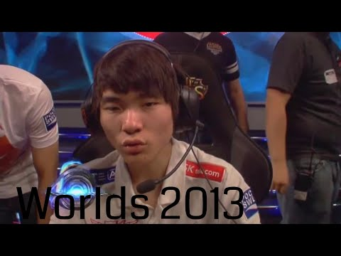 Faker's Worlds Debut