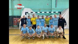 Наши на Кубке России по мини футболу