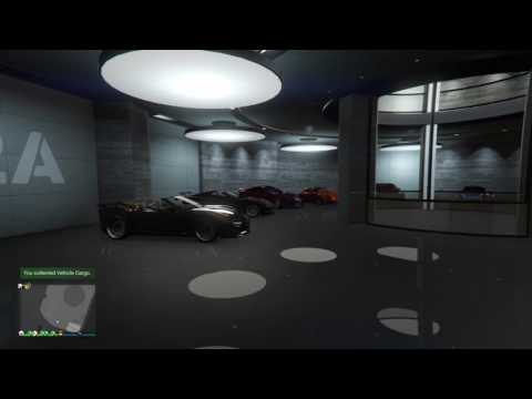 GTA V Online Executive Office Garage Operations and Designs