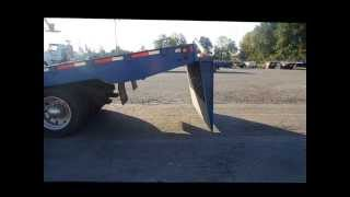 2006 Trail King TK70HST-482 Advantage equipment trailer | sold at auction October 22, 2013