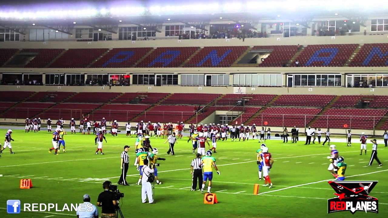 632f888db Panama vs Brasil. football americano - YouTube