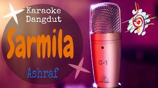 Download Mp3 Karaoke Dangdut Sarmila - Ashraf || Cover Dangdut No Vocal