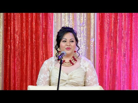 HRH Princess Angelika Lātūfuipeka Speech - Langakali 'oe Vai Ko Puna Art Of Tauolunga Academy