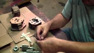 Rebuilding Northern Concentric Haldex Hydraulic 2-Stage Pump