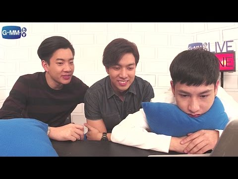 GMMTV LIVE    สัมผัสพิศวง ' กั้ง - ออฟ - กัน'  รุ่นพี่ Secret Love ตอน Puppy Honey 2