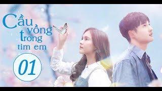 Phim Tình Yêu Lãng Mạn Trung - Thái Hay Nhất 2020 (THUYẾT MINH) | Cầu Vồng Trong Tim Em - Tập 01