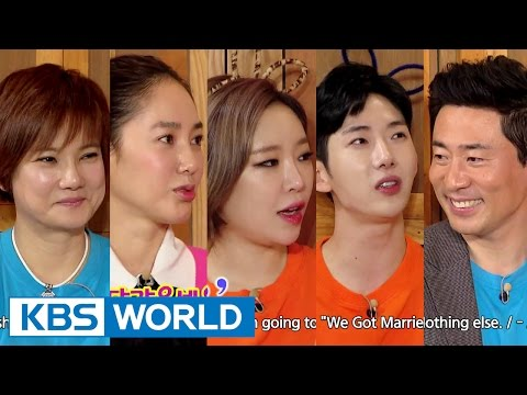 Hye-sun and Sung-hoon, summer fling? [Happy Together/2016.07.07] from YouTube · Duration:  9 minutes 27 seconds
