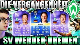 FIFA 16: ULTIMATE TEAM (DEUTSCH) - DIE VERGANGENHEIT - SV Werder Bremen! [FT ÖZIL IF & CO] #36
