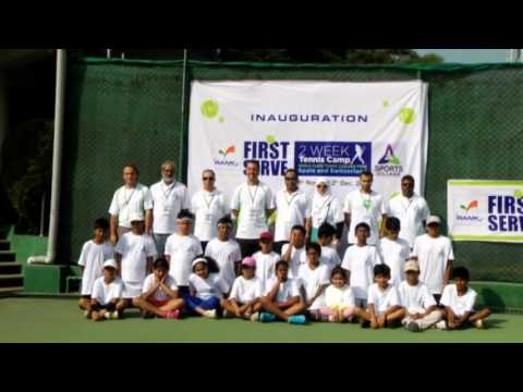 Sports Village Tennis Camp Hyderabad Telengana State Nov Dec