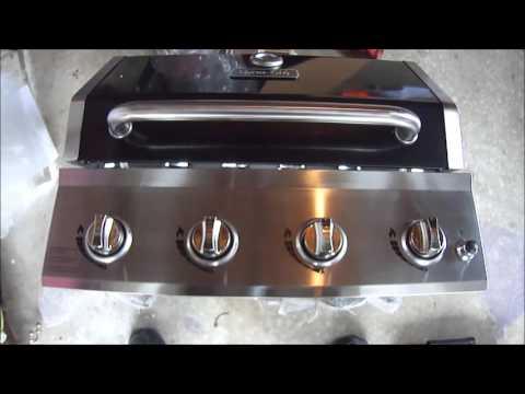 HOW TO BUILD A DYNA GLOW DFG 486 BBQ