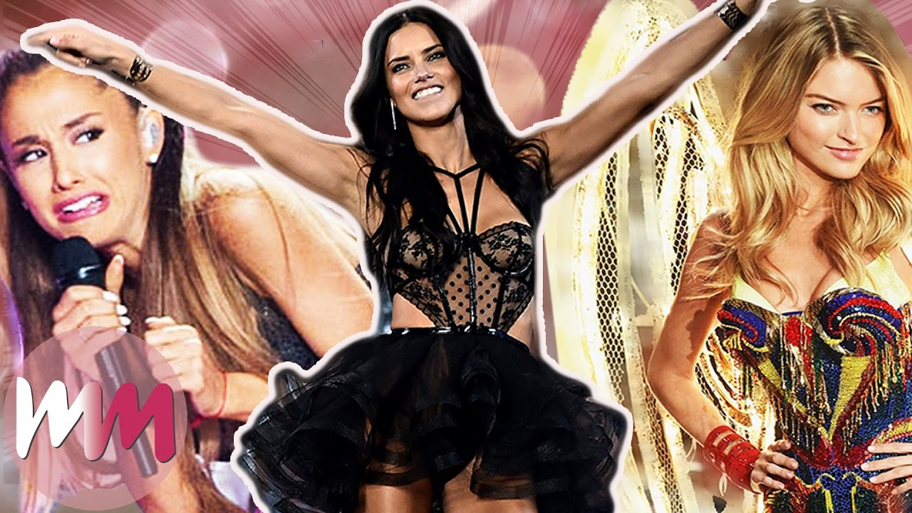 Top 10 Memorable Victoria Secret Fashion Show Moments