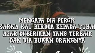 Quotes Andre ||  Quotes Baper Sedih!! Buat Mantan#
