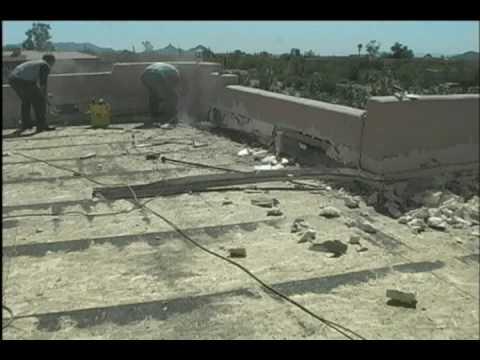 Flat Foam Roof Leaks Nobody Could Find In Phoenix Arizona